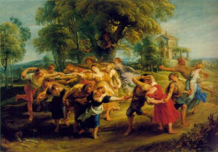 Peter Paul Rubens_dance